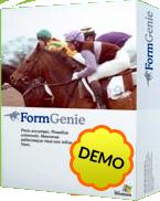 FormGenie Horseracing Software